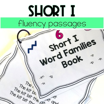 Short I Word Family Passages