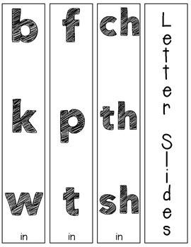 Short I Word Slides Pack