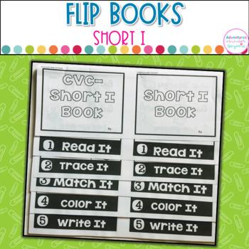 Short I Words- Flip Book