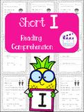 Short I Words Reading Comprehension
