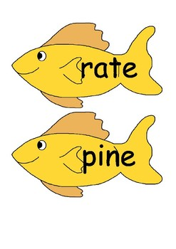 Short/Long Vowel Fish