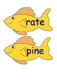 Short/Long Vowel Fish