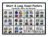 Short & Long Vowel Posters