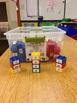 Short & Long Vowel Word Building Legos