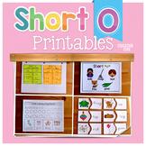 Short O Activities | Short O Worksheets