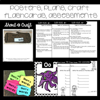 Short O  Assessments Practice Interventions and Games