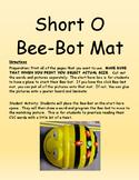 Short O Bee-Bot Mat