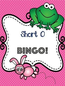 Short O Bingo [10 playing cards]