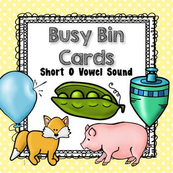 Short O Busy Bin, Exit Ticket, journals