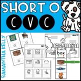 Short O - CVC Word Work