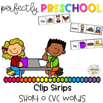 Short O CVC Clip Strips