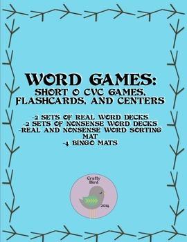 Short O CVC Games