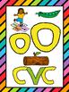 Short Vowel O CVC Phonics Printables (No Prep)