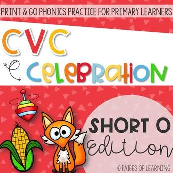Short O CVC Print and GO!