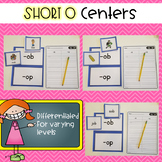Short O Centers -Differentiated