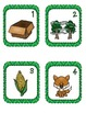 Short O CvC SCOOT Game- 20 CvC Word Cards PLUS 4 different recording sheets