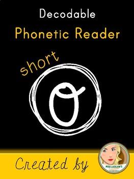Short O Decodable Book