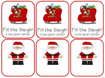 Short O Fluency Game! {Christmas Theme}