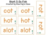 Short O Go Fish - CVC - CCVC - VC
