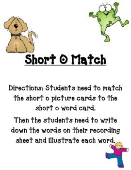Short O Match