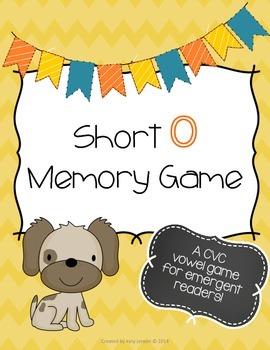 Short O Memory Game