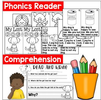 Short O Phonics Instruction Curriculum