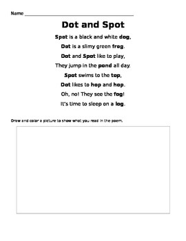 Short O Poem
