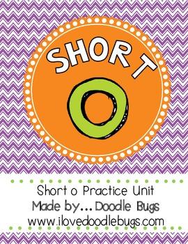 Short O Practice Unit