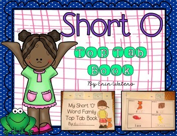 Short 'O' Top Tab Books