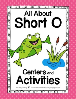 Short O Unit {All About Short O)