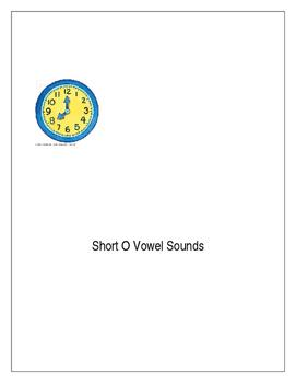 Short O Vowel games
