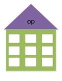 Short O Word Families - Short Vowel Series 3