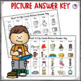Short O Word Family  Clip Cards