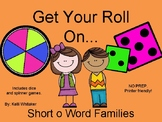 Short O Word Family- Get Your Roll on
