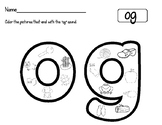 "Short ""O"" Word Family Worksheets"