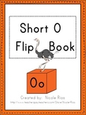 Short O Word Work Flip Book