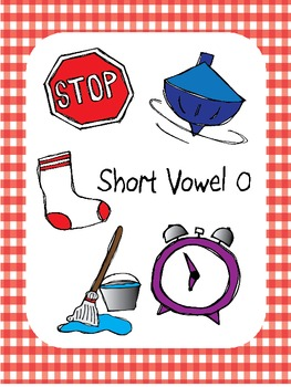 Short O with Games, Puzzles and Worksheets