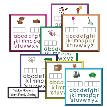 Short Vowel O Games and Activities -Smart Board