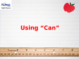 Short Presentation on Using 'Can'