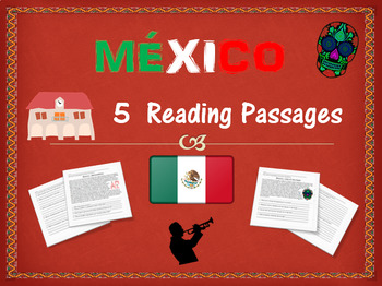 Short Reading Passages About Mexico With Questions