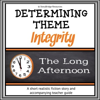 Determining Theme in a Realistic Fiction Short Story for Reading Comprehension