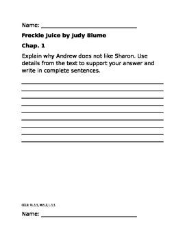 Short Response Practice