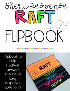 Short Response RAFT Flipbook