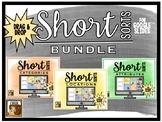 Short Sorts Bundle: Interactive Sorts for Categories, Loca