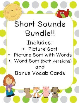 Short Sounds (Bundle)