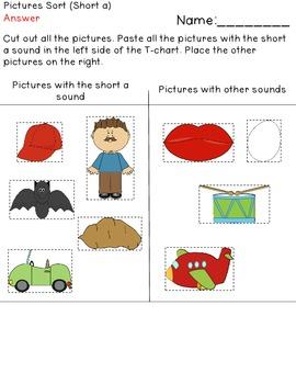 Short Sounds - Picture (a)
