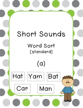 Short Sounds - Word (a)