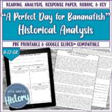 "Short Stories & History: ""A Perfect Day for Bananafish"" an"