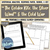 """Short Stories & History: """"The Golden Kite, the Silver Wind"""