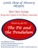 """Short Stories & History: """"The Pit and the Pendulum"""" and the Spanish Inquisition"""